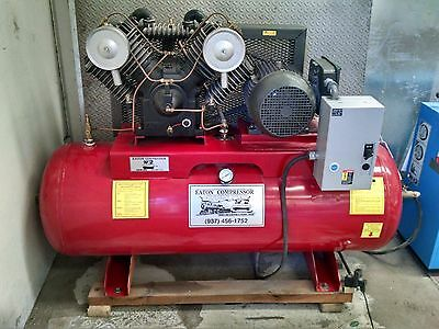Eaton Compressor and Air Dryer