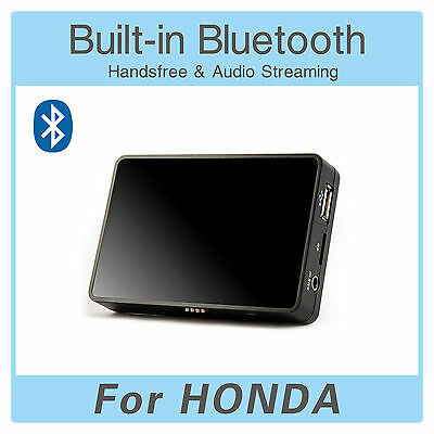 Bluetooth MP3 SD CD Changer Adapter + USB AUX Extension Cable Honda Civic 06-11