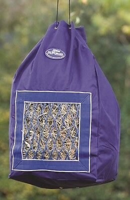 Shires Hay Bag Net Deluxe (1035) with Drainage Holes - NEW