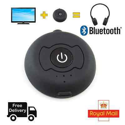 Bluetooth Transmitter Audio 4.0 H366T Wireless Adapter 3.5mm Jack A2DP TV Stereo