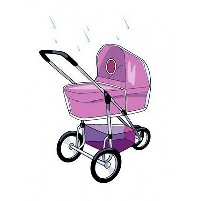 Raincover Pushchair pram