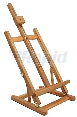 "Daler Rowney Simply Table Easel Height 75cms (29"") Max Canvas Size 55cm (22"")"