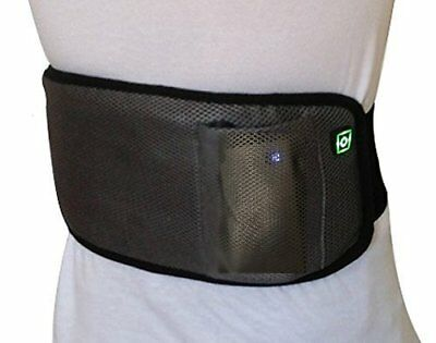 """Portable Heat Pad Pain Relief Heating Wrap Cordless Portable Rechargeable 15""""x6"""""""