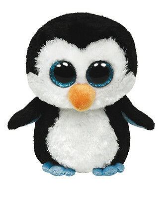 Ty 36904 - Waddles Buddy - Pinguin, 24 cm