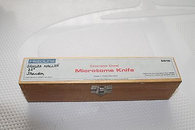 Histoline Microtome Knife System 8618 C
