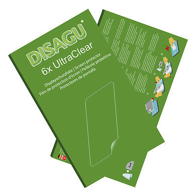 6x UltraClear Screen Protector for Nintendo 2DS