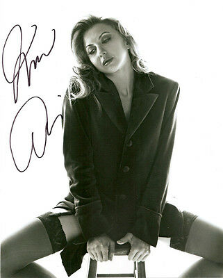 Nina Arianda Genuine Authentic Signed Stunning 10X8 Photo Aftal & Uacc [11755]