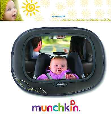 Munchkin In Sight Mirror, In-Car Baby / Child View Mirror Fast Delivery