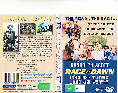 Rage At Dawn-1955-Randolph Scott-Movie-DVD