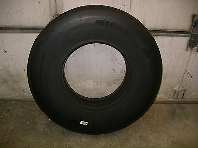 "1 New Michelin Air Aircraft Tire -- 34x9.25-16 -- 34"" x 9.25"" - 16"""