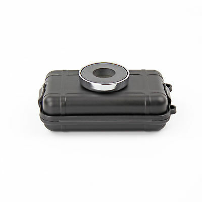 Magnetic Weatherproof GPS Tracker Case/Box/Spy/Bag/Hidden/Covert TK102/102nano