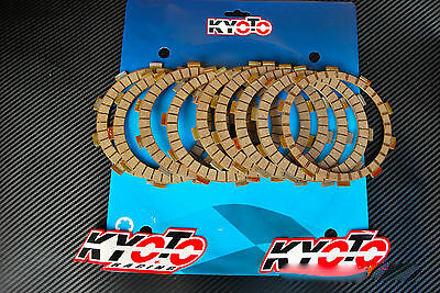 Heavy Duty Clutch Plates Kit To Fit Honda Vfr750 1986 To 1997