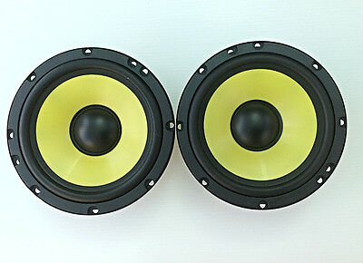 HP065W Coppia Woofer 165 mm