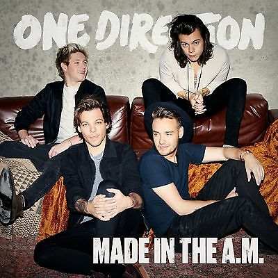 One Direction Made In The A.m. Cd - New Release November 2015