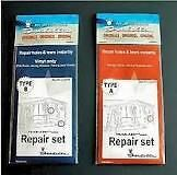 Isabella Acrylic/Polyester Tear-Aid Repair Set (900060322) TYPE A