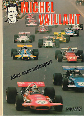 Michel Vaillant - Alles Over Autosport