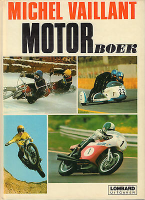 Michel Vaillant - Motorboek