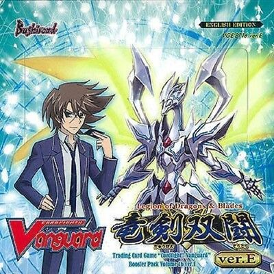Cardfight!! Vanguard BT16 Ver.E Spike brothers  common set (4 of each of card)