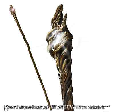 THE LORD OF THE RINGS Gandalf's Illuminating Staff Full Size Prop Replica