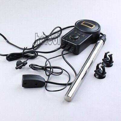 Hot Sale Stainless Submersible Aquarium Heater Thermostat 300W