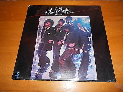 Blue Magic SEALED 70s SOUL FUNK LP Message from the Magic 1978 USA ISSUE