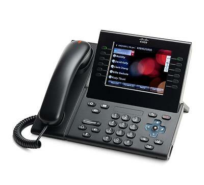 Cisco CP-9971-CL-K9 Unified SIP IP Endpoint VoIP Phone ip Telefon neu in OVP