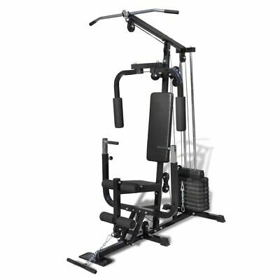 New Home Fitness Multi Gym Bench Utility Strength Equipment Weights Machine