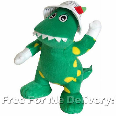 WIGGLES DOROTHY THE DINOSAUR PLUSH ANIMAL TOY 25cm **FREE DELIVERY**