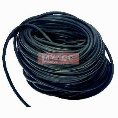 """EPDM Truck Trailer Shock Cord Rubber Bungee Rope Solid 3/8"""" 200'"""