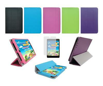 """Folio Skin Cover Case and Screen Protector for Nobis 7.85"""" NB7850 Tablet"""