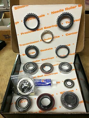 T5 World Class Rebuild Kit w/ UPDATED Syncro Rings
