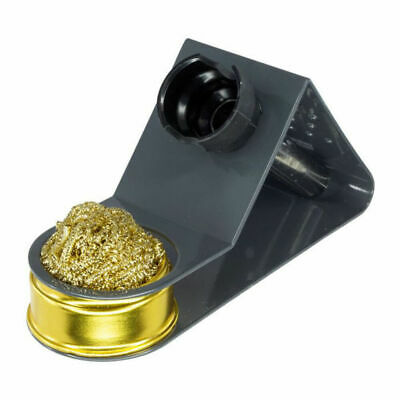 Doss ZD-10W Soldering iron metal stand/holder with cleaning ball/tip cleaner