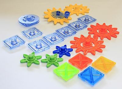 "MAGFORMERS 20 teiliges SET ""Getriebe""                 274-17"