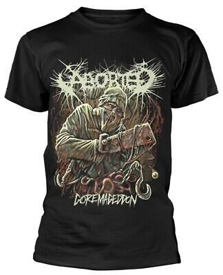Aborted 'Goremageddon' T-Shirt - NEW & OFFICIAL!