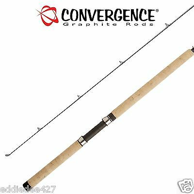 "Shimano Convergence Mooching Rod CVCM106M2B 10'6"" Medium 2pc"