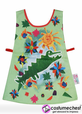 Kids Co Crocodile Childrens Art/Craft Waterproof Painting Tabard Apron by Shreds