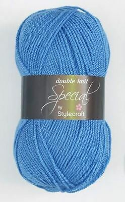 Stylecraft Special DK Acrylic Double Knit Knitting Wool Yarn 100g 1
