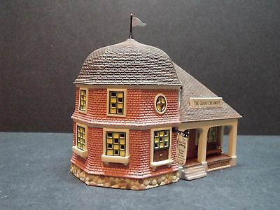 "Dept 56 Seasons Bay ""the Grand Creamery"" - #53405 - New In Box"