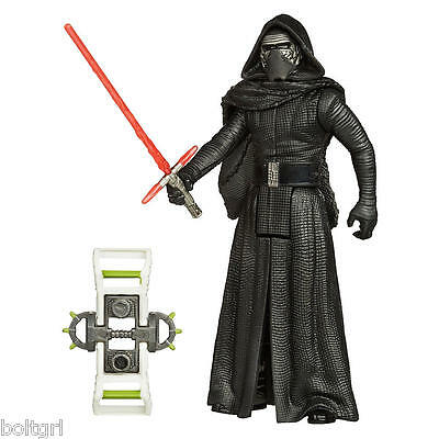 Kylo Ren Star Wars The Force Awakens 3.75-Inch Figure Forest Mission