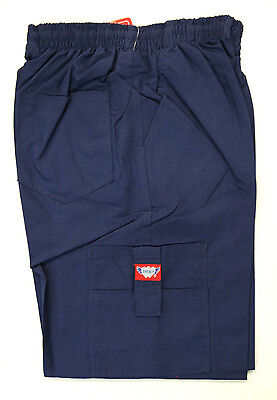 Cargo Pockets Scrub Pants - Sherly 3101