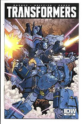 Transformers # 45 (Idw, Sept 2015), Nm New