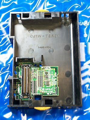 Omron End Plate Cover , Cj1W-Ter01