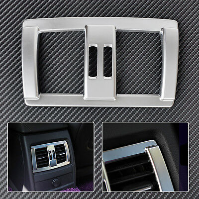 Interior Inside Chrome Rear Air Vent Outlet Cover for BMW 1 2 3 Series F30 F34