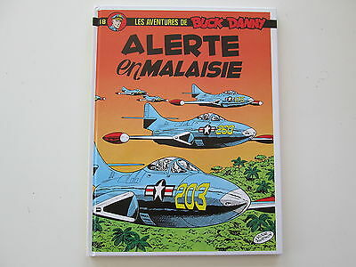Buck Danny La Collection T18 Alerte En Malaisie Tbe/Ttbe