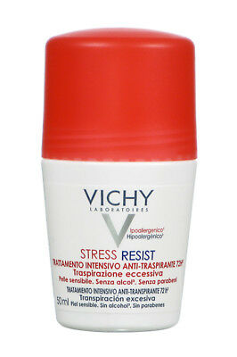 Vichy Stress Resist 72h Deodorante roll-on 50 ml