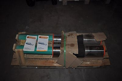 NEW Van Der Graaf .75 HP Conveyor Drum Motor LOT of 2  Model# TM160A30-475