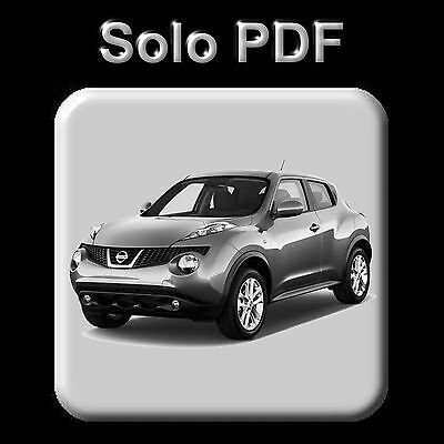 Nissan Juke (2012-2015) - Workshop, Service, Repair Manual