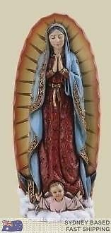 Our Lady of Guadalupe Statue 46478 BNIB Great Gift Idea