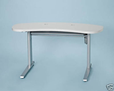 Motorized Equipment Ophthalmic Instrument Tables 3 Instrument Stand Curved Top