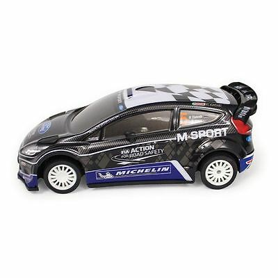 Licensed FORD Remote Control M-Sport FIESTA RS Rally Car 1:20 Working Lights